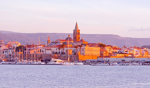 City-break Alghero