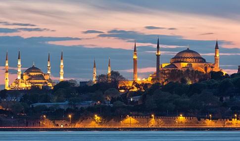City-break Istanbul