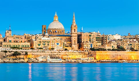 City-break Malta