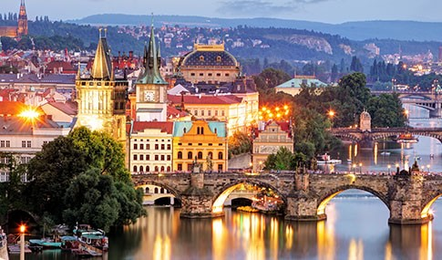 City-break Praga