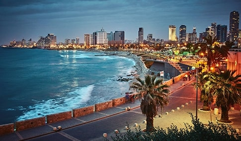 City-break Tel-Aviv