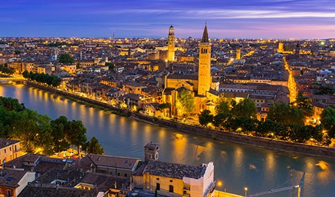 City-break Verona